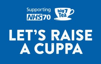 NHS 'Big 7tea' tea party