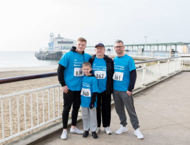 Eddie Howe throws his support behind men's health event March for Men