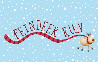 Join our Reindeer Run