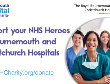 Stranger Things star supports NHS Heroes appeal