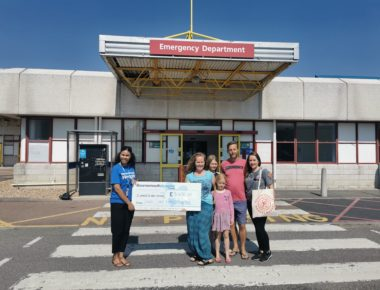 Local Makers Raise £3,456.40 for Bournemouth Hospital Charity